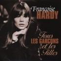 HARDY Françoise : LP Tous Les Garçons Et Les Filles