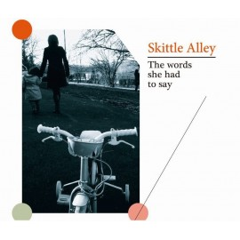SKITTLE ALLEY : CDEP The Words She Had To Say