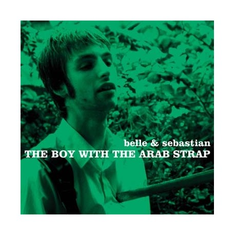 BELLE AND SEBASTIAN : LP The Boy With Arab Strap