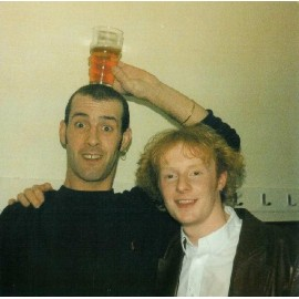 ARAB STRAP : The Smell Of Outdoor Cooking