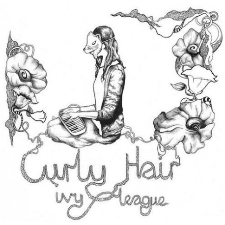 CURLY HAIR : Ivy League