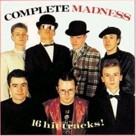 2nd HAND / OCCAS : MADNESS : 16 Hit Tracks