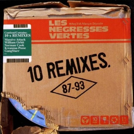 2nd HAND / OCCAS : NEGRESSES VERTES (les) : 10 Remixes