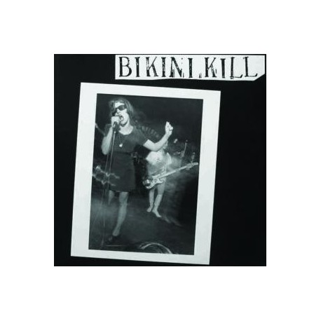 BIKINI KILL : LP S/T