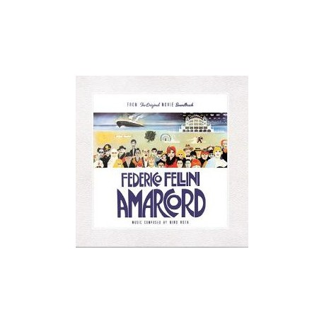 VARIOUS : OST Armarcord