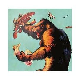 "ORIGINAL SOUNDTRACK : 7""EP King Kong"