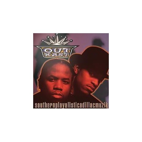 OUTKAST : LP Southernplayalisticadillacmusik