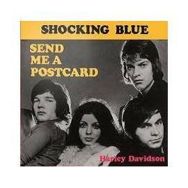 SHOCKING BLUE : Send me A Postcard