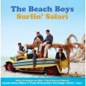 "BEACH BOYS (the) : LP+7"" Surfin Safari"