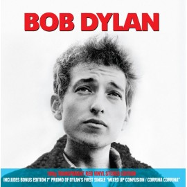 BOB DYLAN : LP Debut album