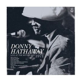 HATHAWAY Donny : LPx2 Live at the Bitter End