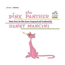MANCINI Henry : LP Pink Panther B.O.F.