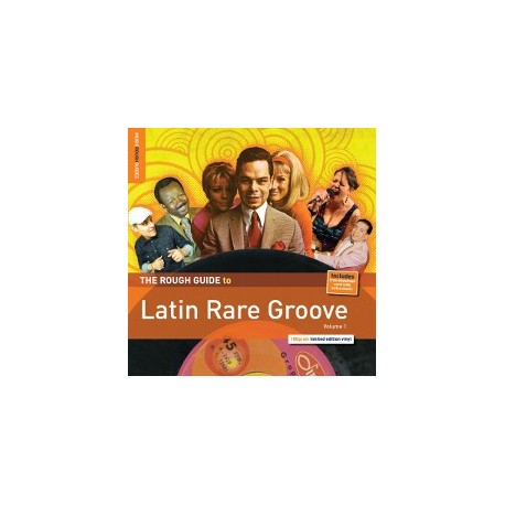 LATIN RARE GROOVE : The Rough Guide to Latin Rare Groove Vol. 1