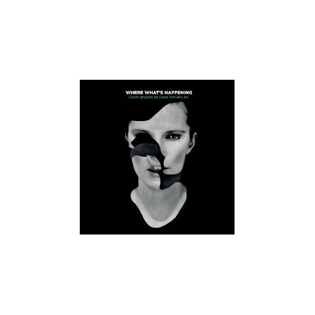 """LIESA VON DER AA : 10""""EP  Where What's Happening"""