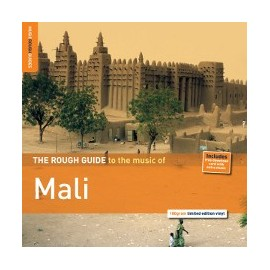 VARIOUS : LP The Rough Guide to Mali
