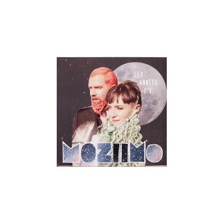 """MOZIIMO : 12""""EP Cheval sauvage"""
