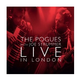 POGUES (the) : LPx2 Live In London