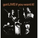 ROLLING STONES (the) : Got Live if you Want it (EP)