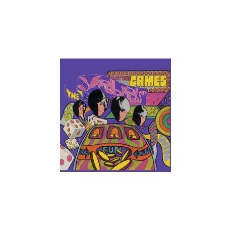 YARDBIRDS (the) : LP Little Games