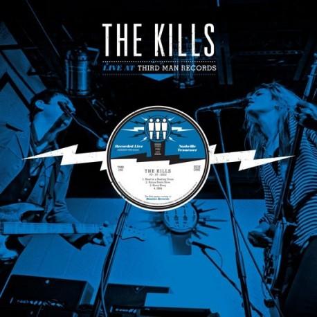 KILLS (the) : LP Live At Third Man