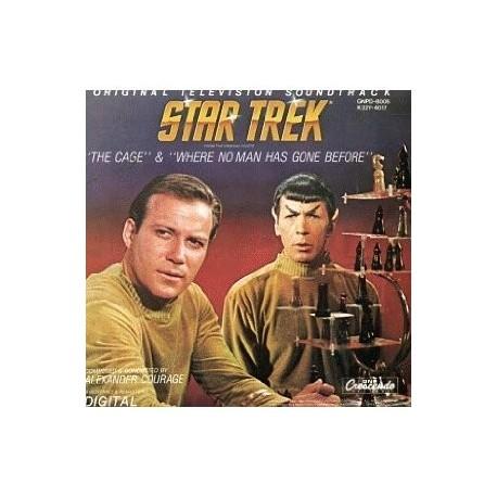 COURAGE Alexander : LP OST Star Trek