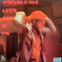 GAYE Marvin : LP Let's Get It On