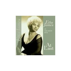 JAMES Etta : LP At Last : 19 Greatest Hits