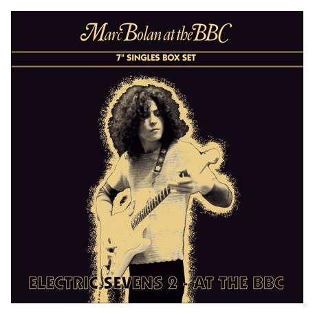"BOLAN Marc : 4x7""EP At The BBC – Electric Sevens 2"