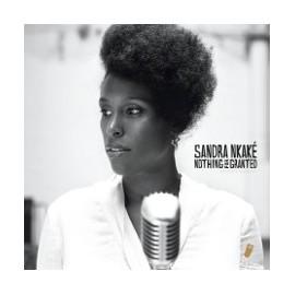 N'KAKE Sandra : LPx2  Nothing for Granted