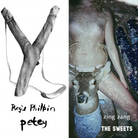 SPLIT K7 SWEETS (the) / PETEY : Zing Zang / Regis Philbin