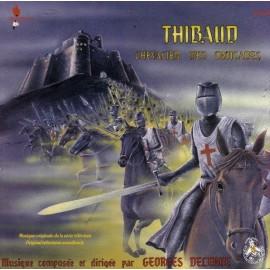 DELERUE Georges : LP OST Thibaud Chevalier Des Croisades