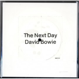 BOWIE David : The Next Day