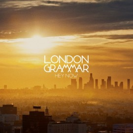 "LONDON GRAMMAR : 7""EP Hey Now"