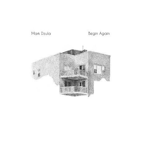 DZULA Mark : CD Begin Again