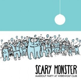 SCARY MONSTER : CD Makeout Party At Werewolf Club
