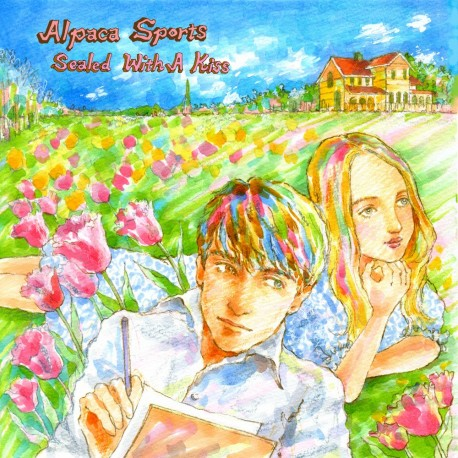 ALPACA SPORTS : LP Sealed With A Kiss