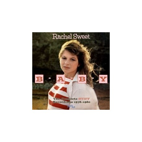 SWEET Rachel : CDx2 B-A-B-Y (The Complete Stiff Recordings 1978-1980)