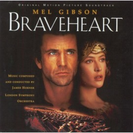 2nd HAND / OCCAS : HORNER James : Braveheart