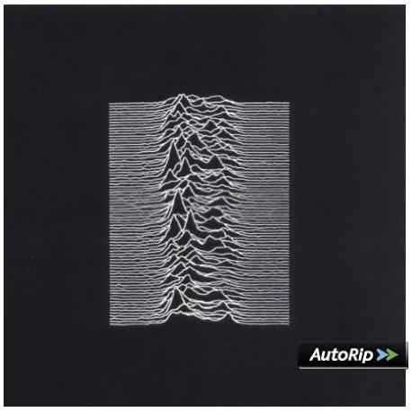JOY DIVISION : CD Unknown Pleasures