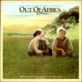2nd HAND / OCCAS : BARRY John : Out Of Africa