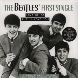 VARIOUS BEATLES (the) : LP Beatles' First Single