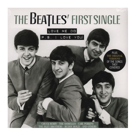 VARIOUS BEATLES (the) : LP Beatles' First Single