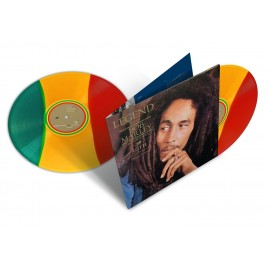 MARLEY Bob : LPx2 Legend, The Best Of