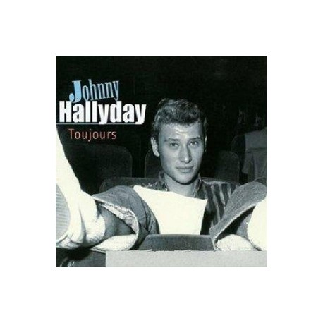 HALLYDAY Johnny : LP Toujours