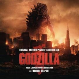 DESPLAT Alexandre : LPx2 Godzilla