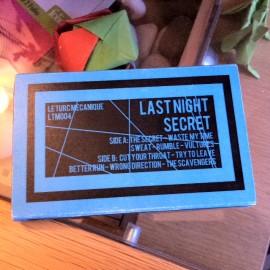 LAST NIGHT : K7 Secret