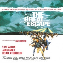 BERNSTEIN Elmer : LPx2 The Great Escape