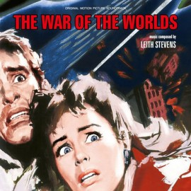 STEVENS Leith : LP The War Of The Worlds