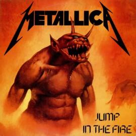 2nd HAND / OCCAS : METALLICA : Jump In The Fire