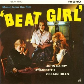 BARRY John : Beat Girl